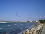 plaża w Krynicy